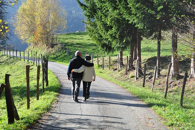 How a Simple Walk Can Improve Your Life